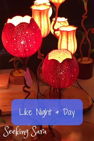 11: Like Night &Day