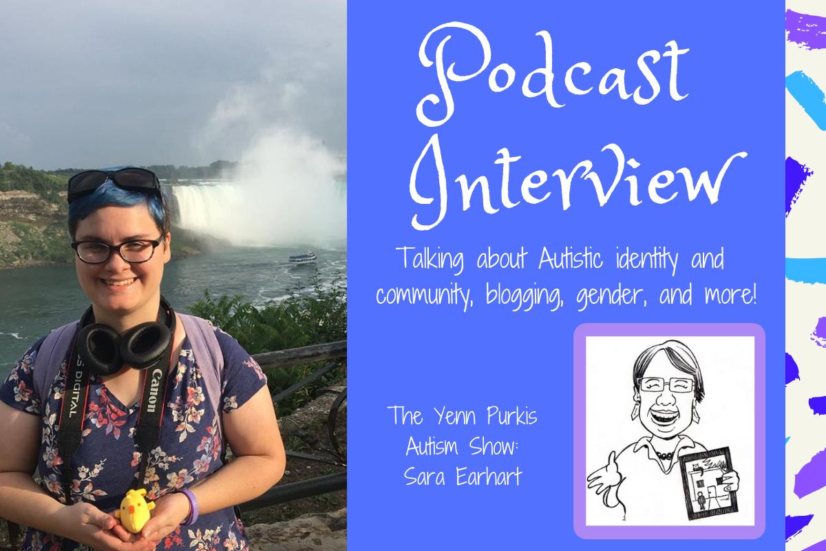 Yenn's Autism Show: SaraEarhart